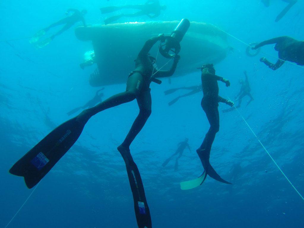 Katabasis Freediving Portofino