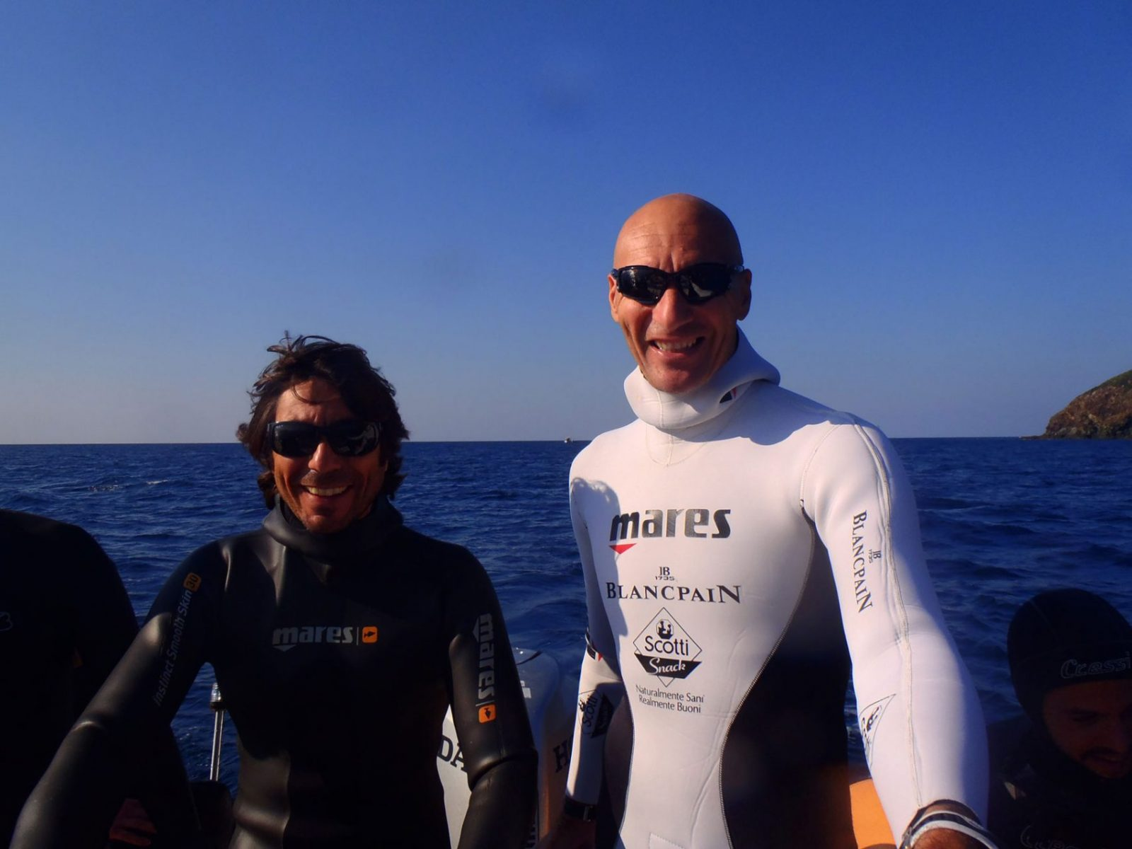 Katabasis Freediving Carlo Boscia